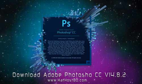 Download Adobe Photoshop CC With life Time License